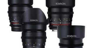 Cheap Cinema Lenses